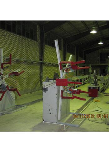 خط تولید لوله های پلی اتیلن ، پلیمری و لوله های برق